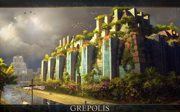 """In_his_current_position_Ben is_working_on_the_Strategy_MMO_Game_""""Grepolis"""""""
