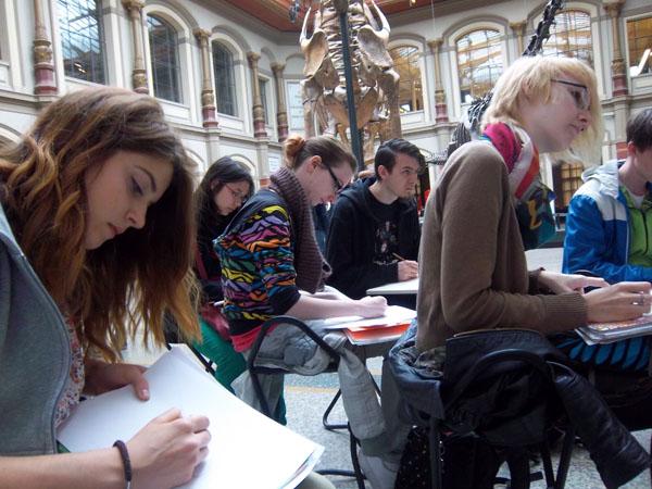 Studenten kennenlernen in berlin