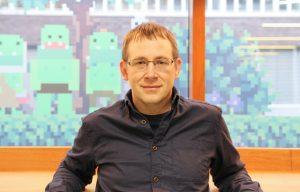 Matthew Hartz, Technical Product Lead at InnoGames