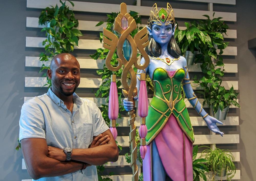 Omoloro Oyegoke, Senior Backend Software Developer at InnoGames